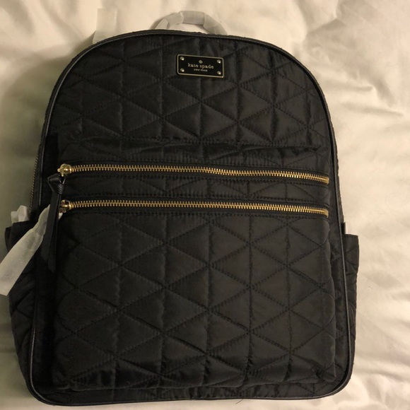 0bc41745d68d0 Kate Spade Wilson Road Bradley Quilted Large NWT